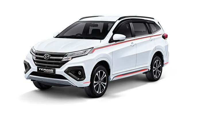 Harga Daihatsu All New Terios